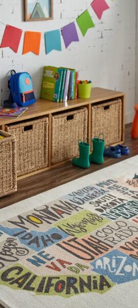mohawk home kids rug | Tish flooring
