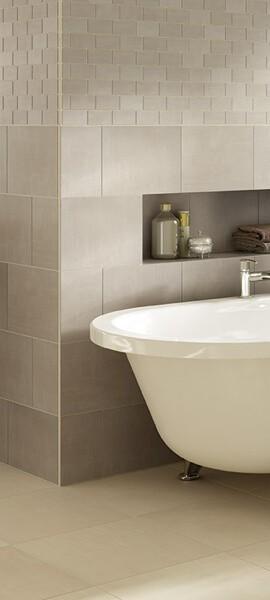 tile bathroom   Tish flooring