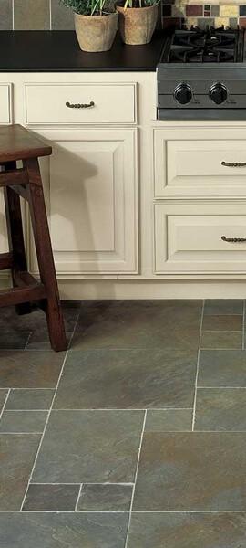 tile in kitchen    TISH FLOORING