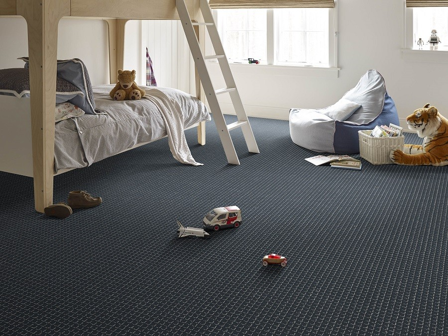 carpet is the perfect flooring choice for children's bedrooms and play areas