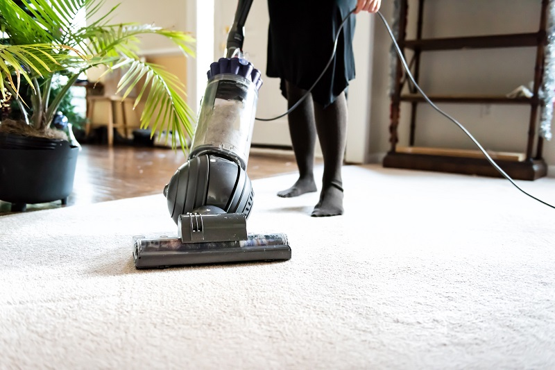 can you vacuum your carpet too much?