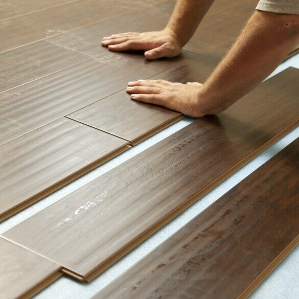 laminate installation | Tish flooring