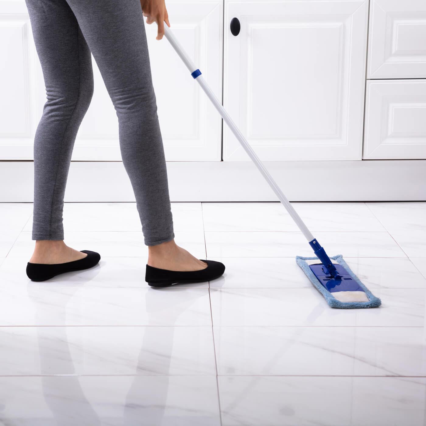sweep tile   Tish flooring